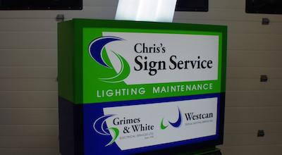 Chris's Sign Service