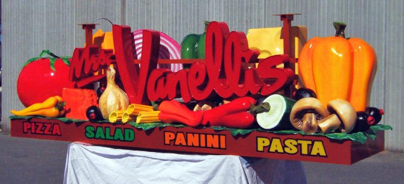 Mrs Vanelli's