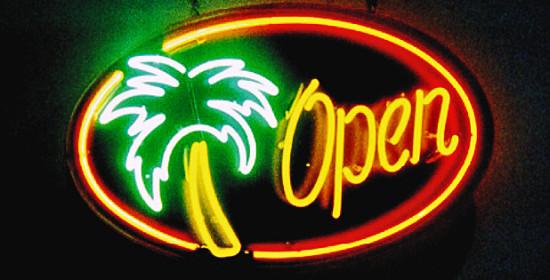 Open - Neon