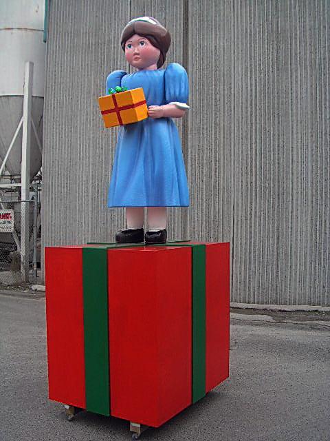 Six Flags Doll