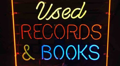 Used Records & Books