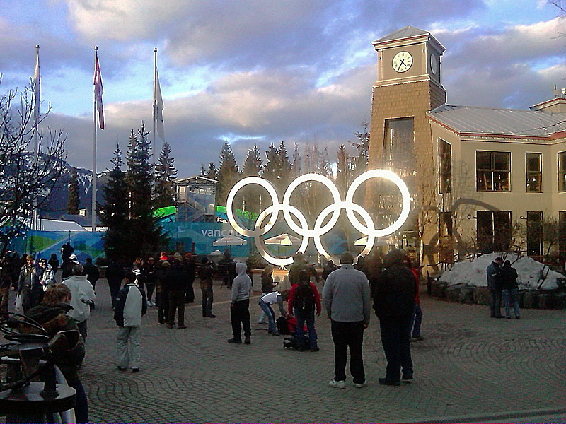 Whistler Village Rings