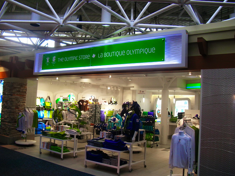 The Olympic Store - YVR
