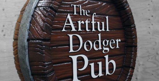 The Artful Dodger Pub