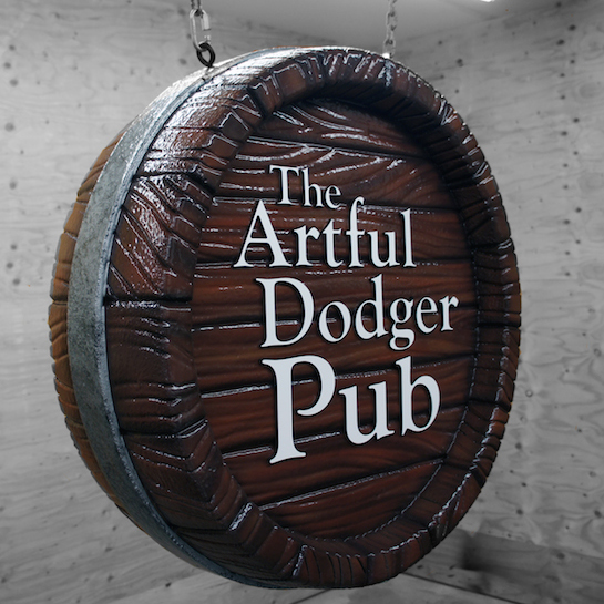 The Artful Dodger Pub