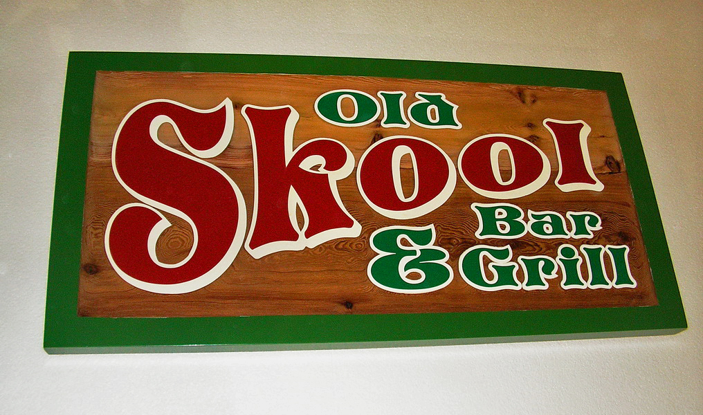 Old Skool Bar & Grill