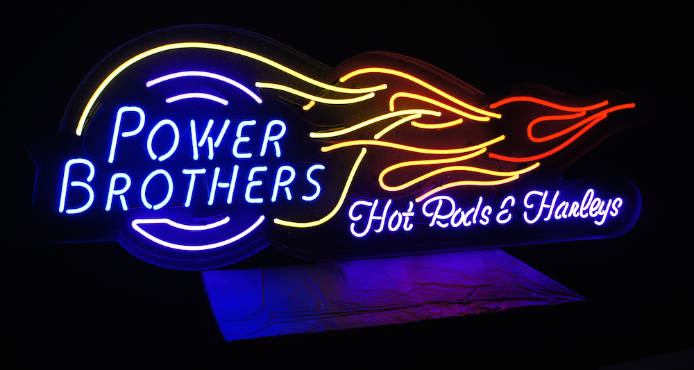 Power Brothers Hot Rods & Harleys