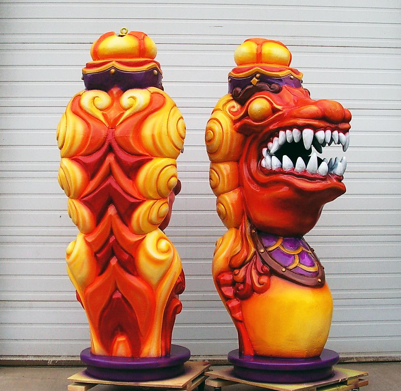 Balinese Dragons